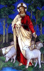 The Good Shepherd by James Powell c. 1888