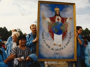 Jesus King of All Nations Fatima-2